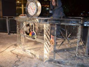 Ice Desk
