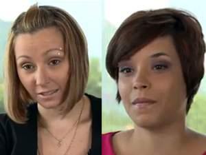 Amanda Berry and Gina DeJesus