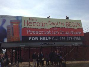 Heroin Billboard
