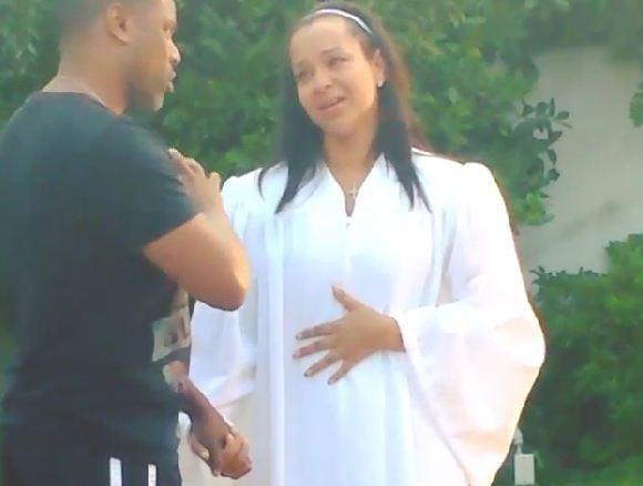 lisaraye baptized
