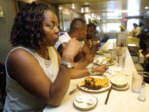 Bill Clinton''s Lunch Spots in Harlem