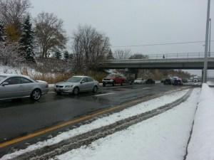I-90 Traffic