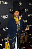 Fendi New York Flagship Boutique Inauguration Party - Fall 2015 Mercedes - Benz Fashion Week