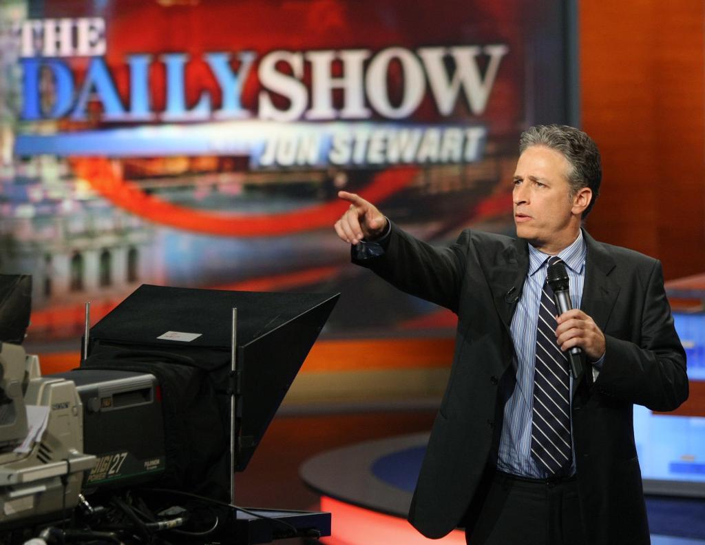 Jon Stewart The Daily Show
