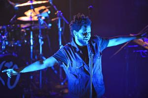 The Weeknd In Concert At Revolution