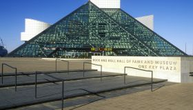 Rock and Roll Hall of Fame Museum, Cleveland, OH