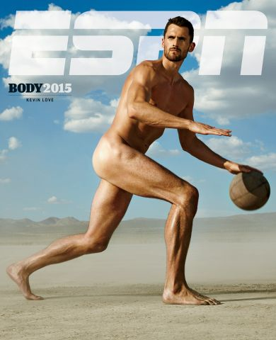 Kevin Love, ESPN Body Issue