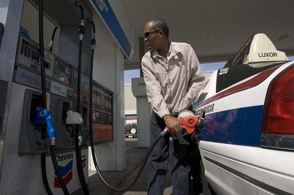 Gas Prices Rise As Hurricane Rita Threatens Refineries