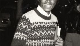 Michael Jackson At Westlake Studios To Record With Paul McCartney