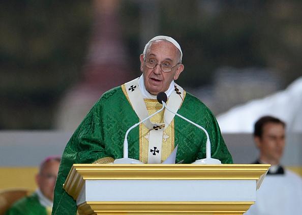Pope Francis Final Mass