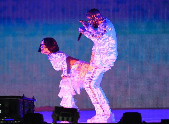 Brit Awards 2016 - Show