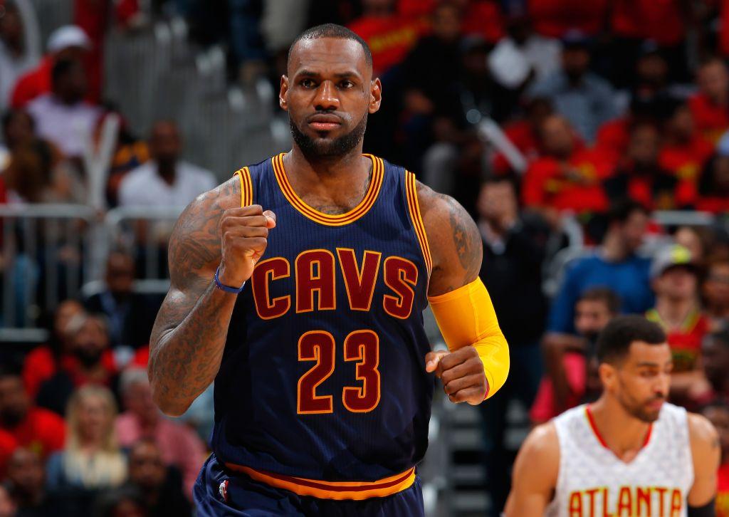 Cleveland Cavaliers v Atlanta Hawks - Game Three