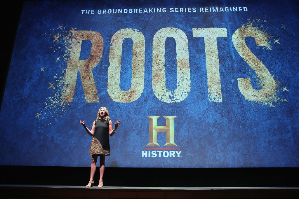 HISTORY Hosts Premiere Screening Of 'Night One' Of The Four Night Epic Event Series, 'Roots'