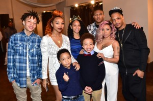 T.I. & Tameka 'Tiny' Harris Private Baby Shower