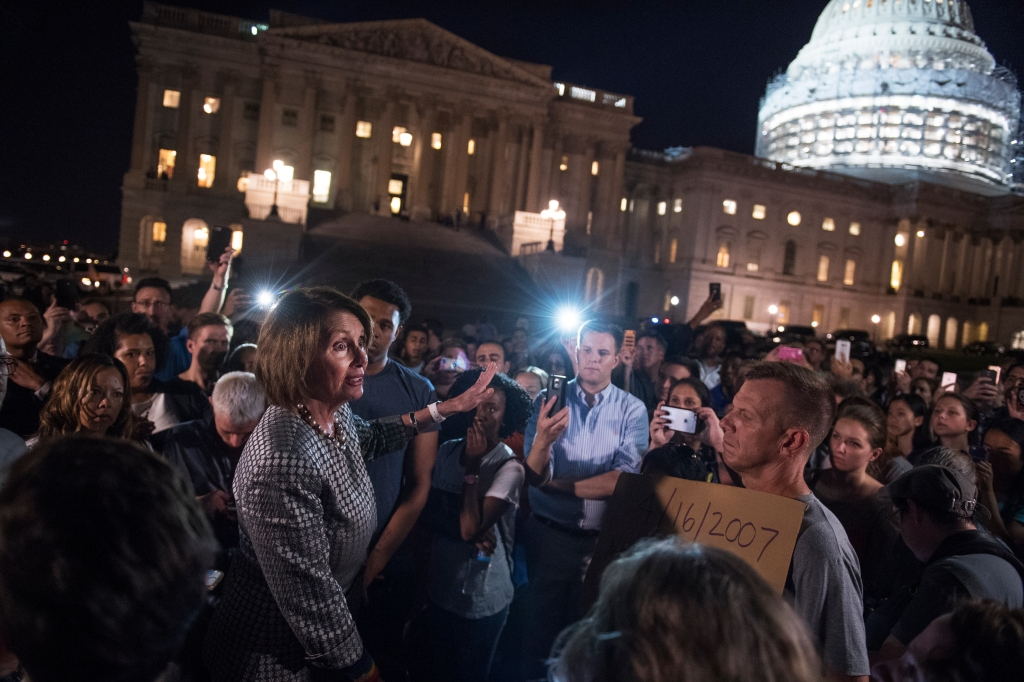 House Dem Sit-In