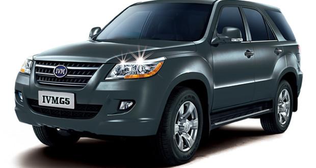 African built Innoson SUV