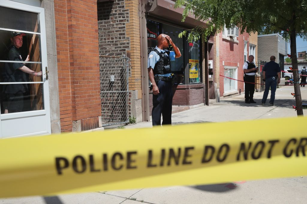 Gun Violence Continues To Plague Chicago