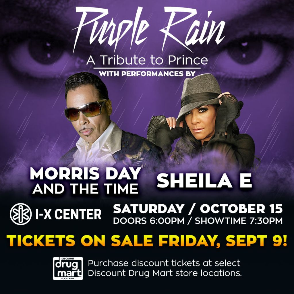 purple rain graphics