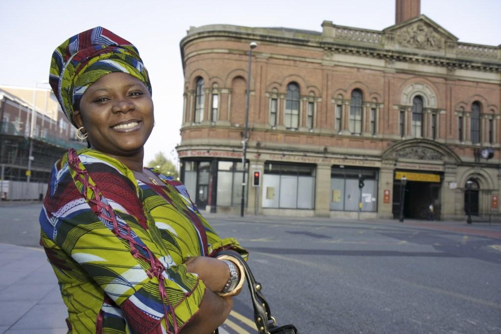 Deansgate, Nigerian Immigrant
