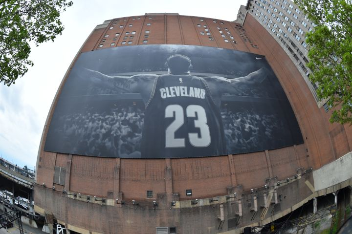 Cleveland Cavaliers v Atlanta Hawks - Game Two
