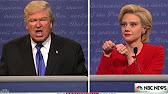 Trump VS Clinton SNL Style