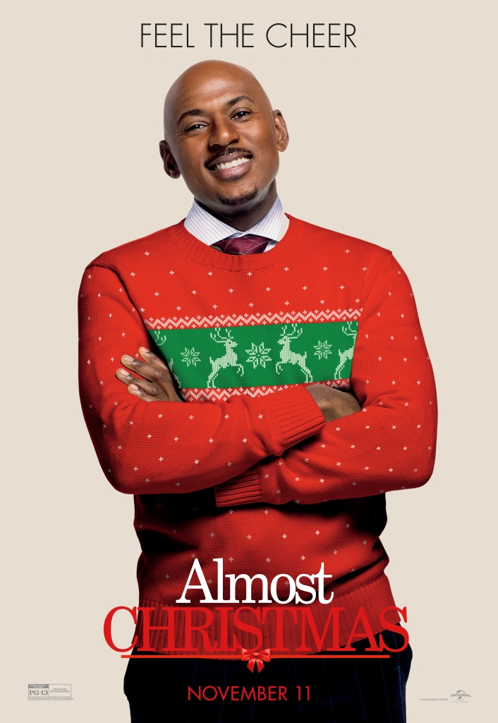 Romany Malco Almost Christmas Character Posters
