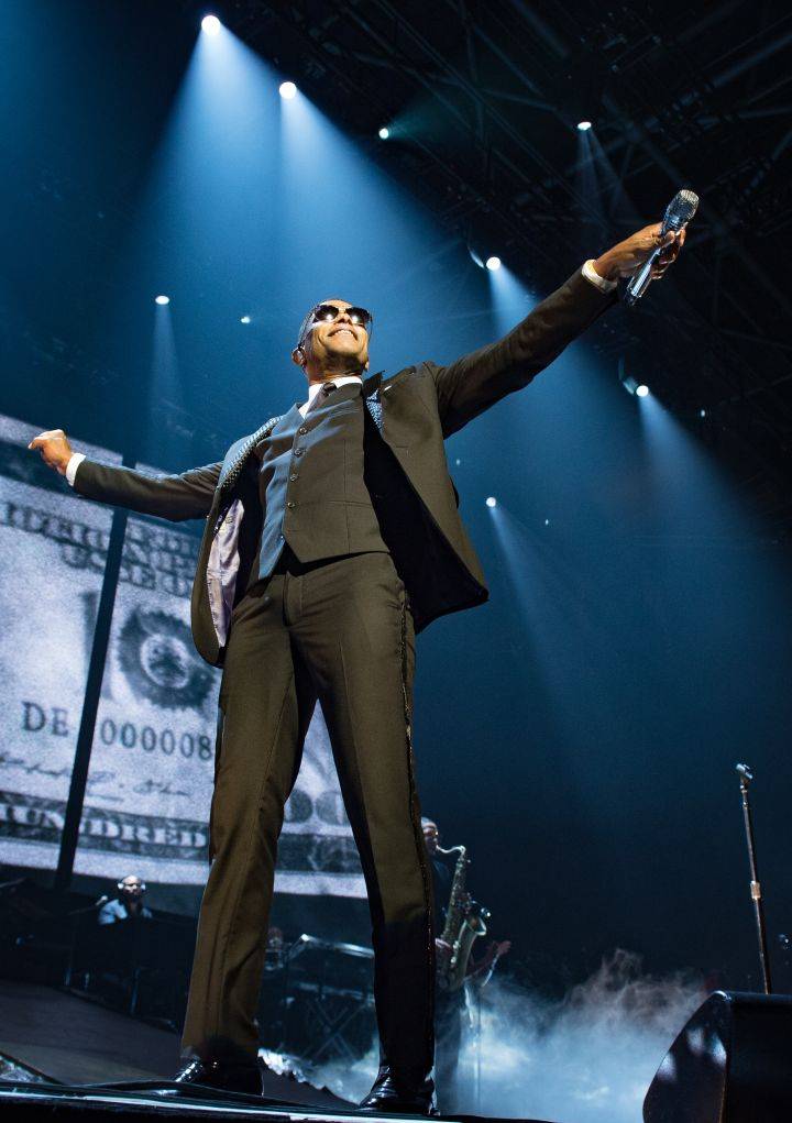 Maxwell & Mary J. Blige Performs King & Queen of Hearts Tour