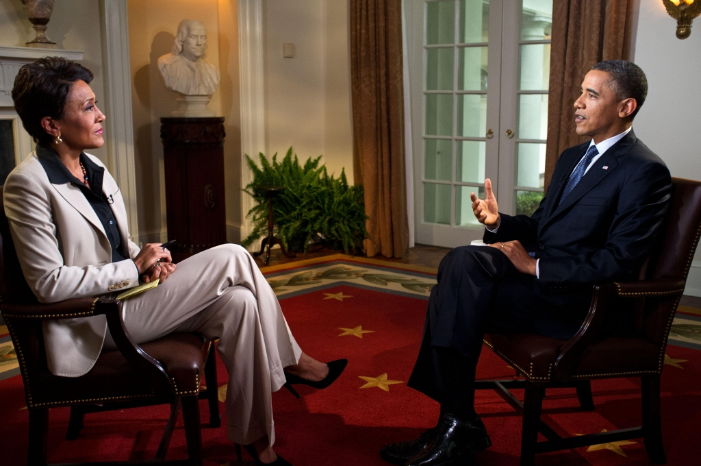 Obama Expresses Support For Same-Sex Marriage During Television Interview
