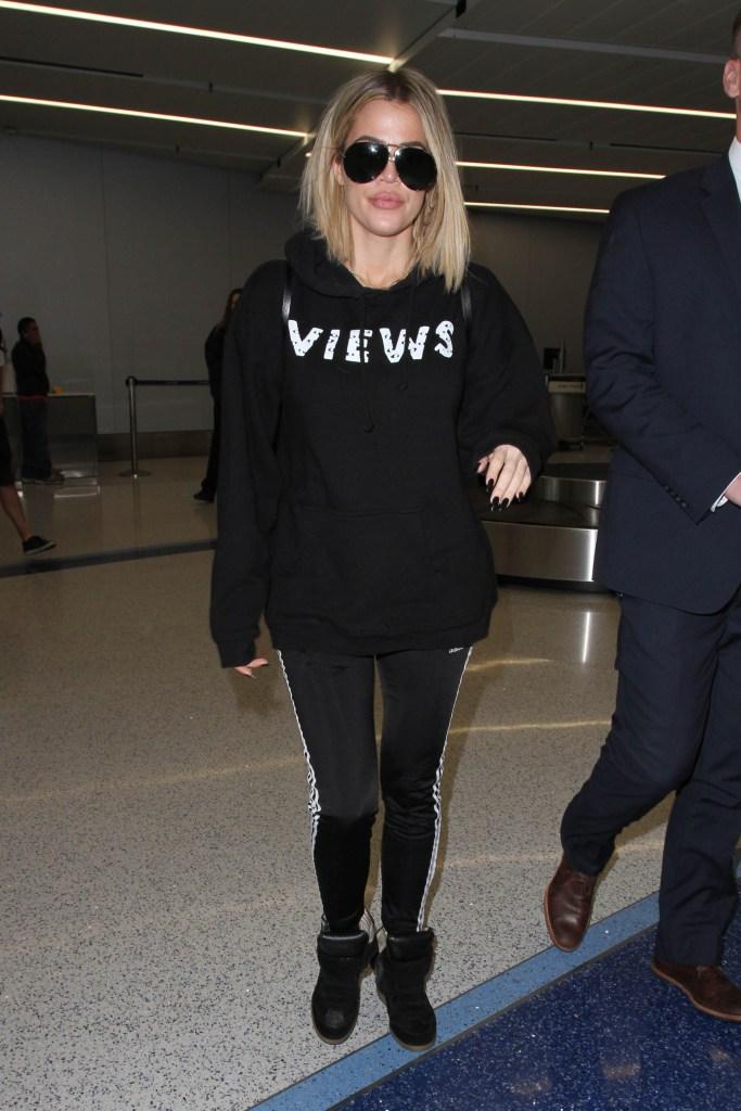 Celebrity Sightings In Los Angeles - November 02, 2016