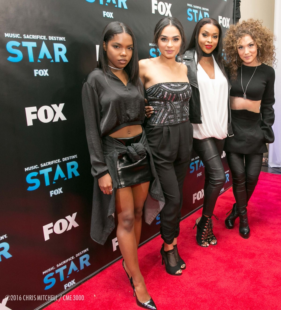 Inside Look: Hollywood Attends 'STAR' VIP Screening in Atlanta [PHOTOS]