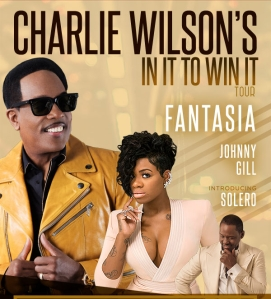 Charlie Wilson Graphic