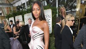 NBC's '74th Annual Golden Globe Awards' - Red Carpet Arrivals