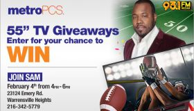MetroPCS Big Game Promotion 2017