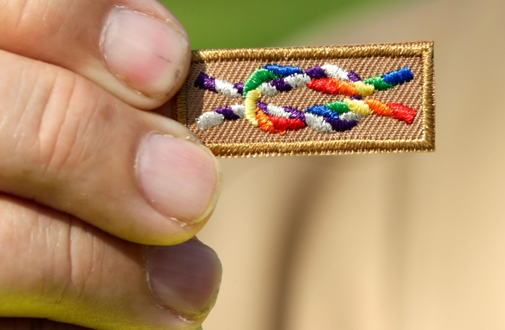 Activists Rally At Boy Scout Memorial In DC For Inclusion Of Gays In Scouts