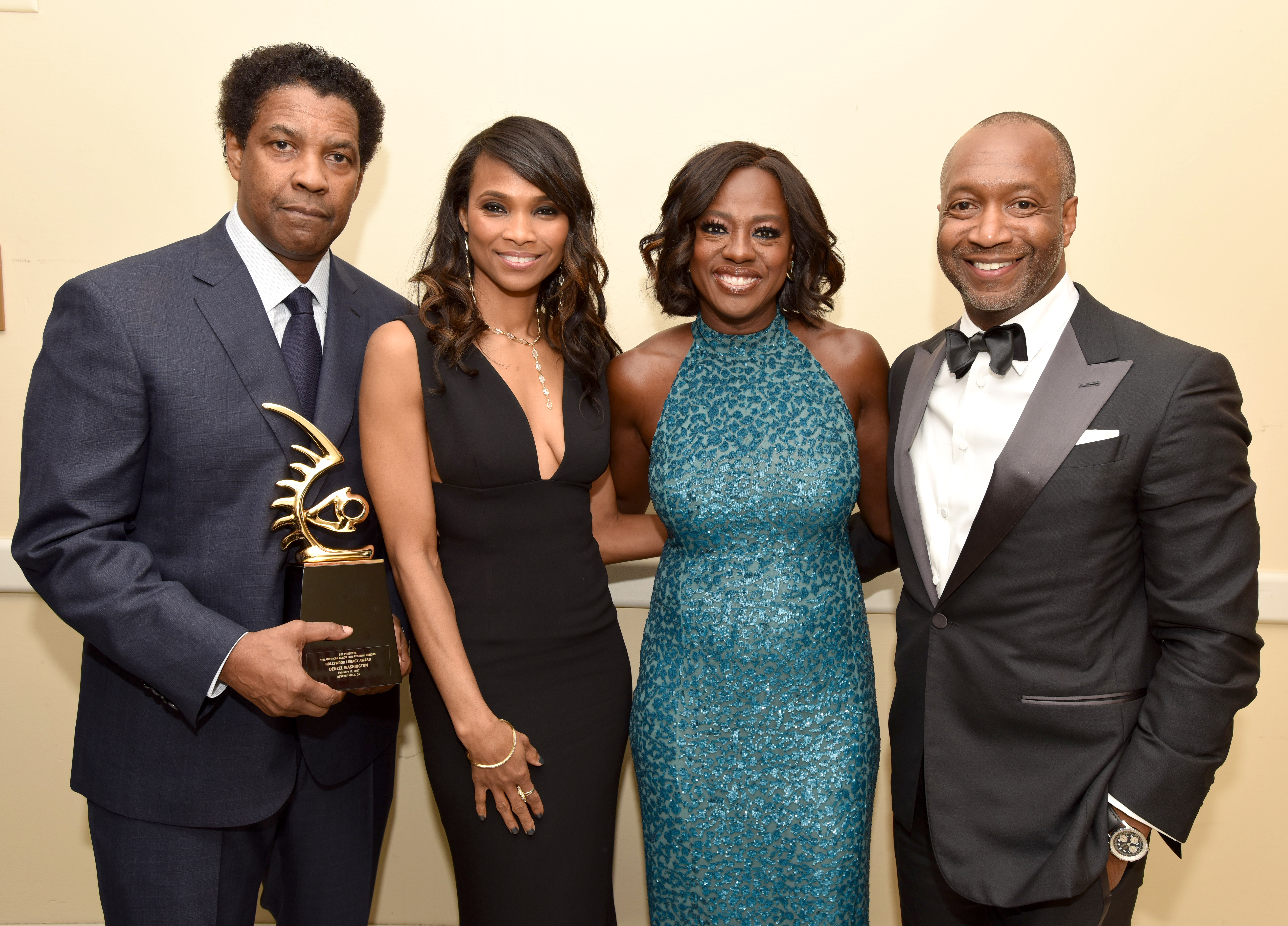 BET Presents the American Black Film Festival Honors - Backstage