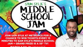 Middle School Jam Graphis