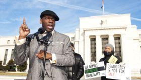 Occupy The Dream Protest - Washington, DC