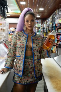 Rihanna Breaking All The Rules