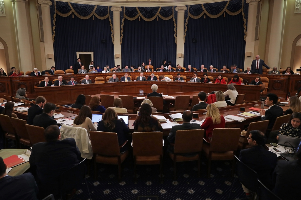 House Committees Begin Work On Trump's American Health Care Act