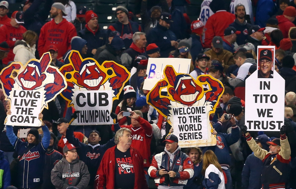 2016 World Series - Chicago Cubs v. Cleveland Indians: Game One