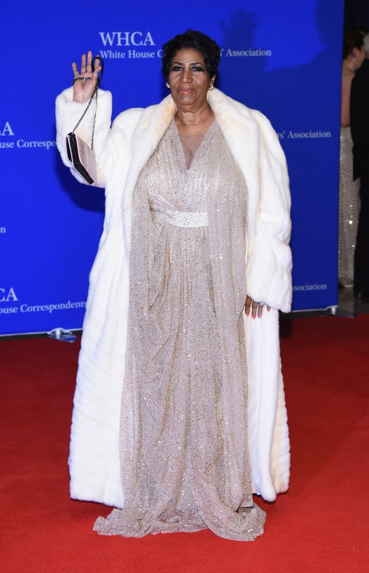 102nd White House Correspondents' Association Dinner – Arrivals