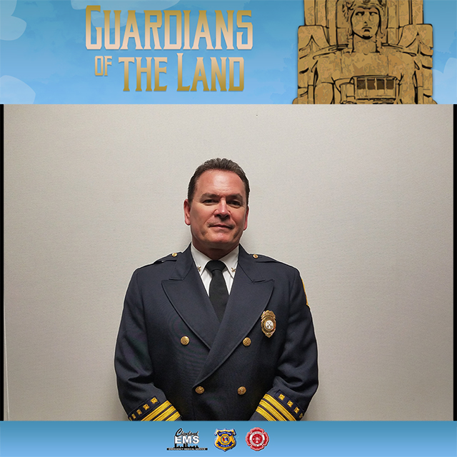 Guardians of the Land April