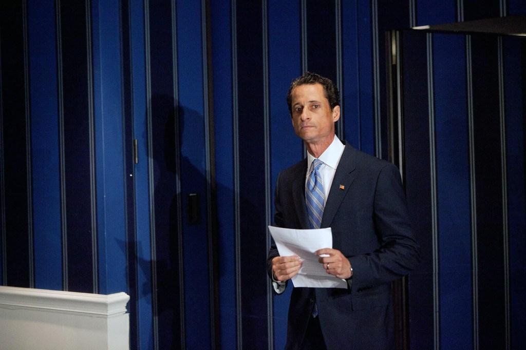 Rep. Anthony Weiner Admits To Tweeting Lewd Photo, Lying