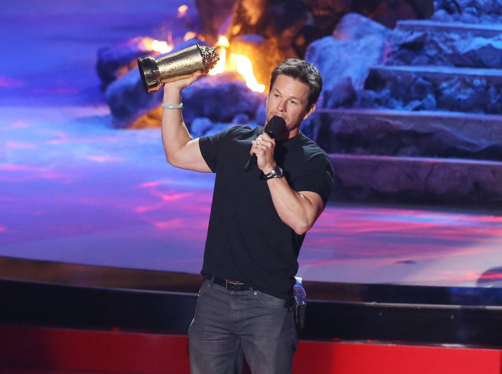 Mark Wahlberg MTV Movie Awards
