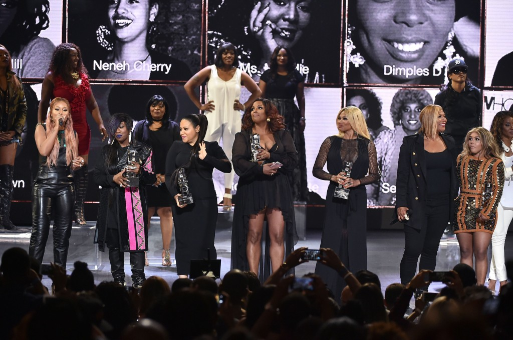 VH1 Hip Hop Honors: All Hail The Queens - Show