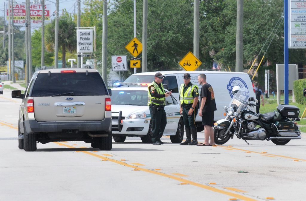 Multiple Fatalities At Orlando Area Business After Lone Gunman Opens Fire