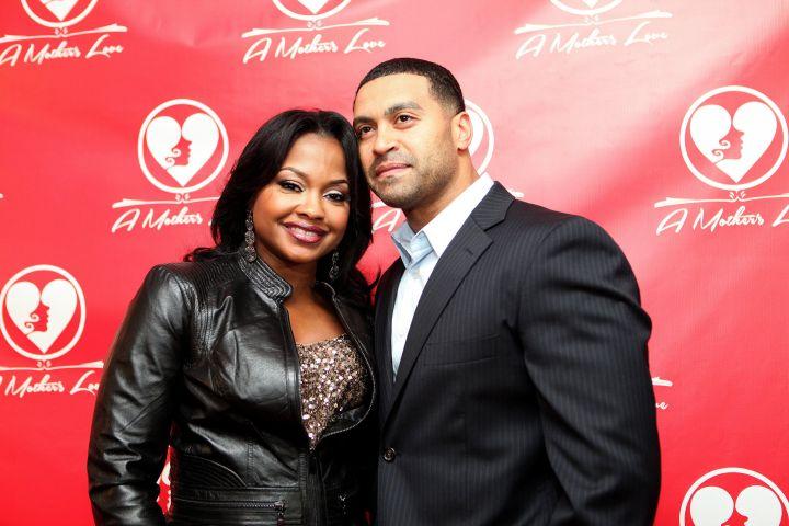 Phaedra Parks and Apollo Nida - The Real Housewives of Atlanta
