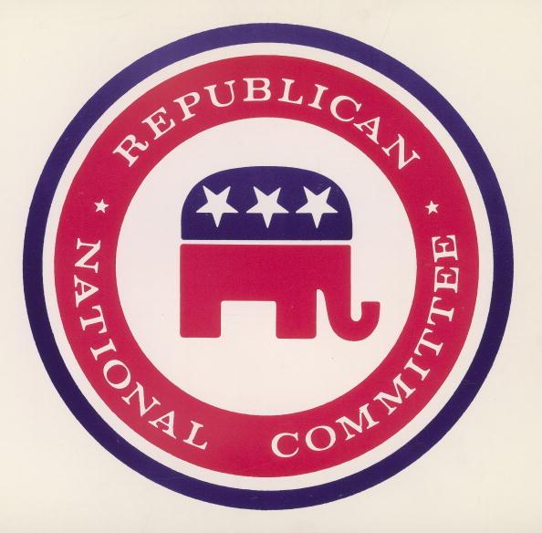 GOP Logo, Republican National Committee Logo