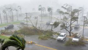 TOPSHOT-PUERTORICO-CARIBBEAN-WEATHER-HURRICANE