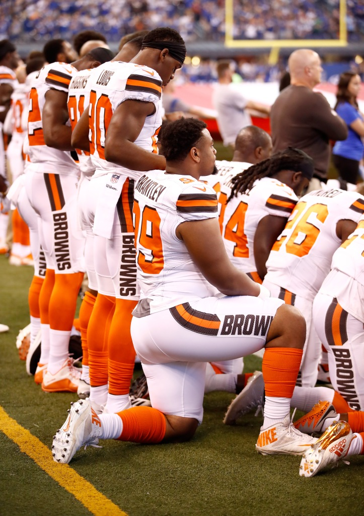 Cleveland Browns vIndianapolis Colts